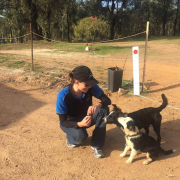 Melanie Scott K9 Training