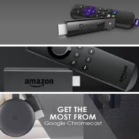 Promote your business on Roku Streamer, via 26m devices in the US